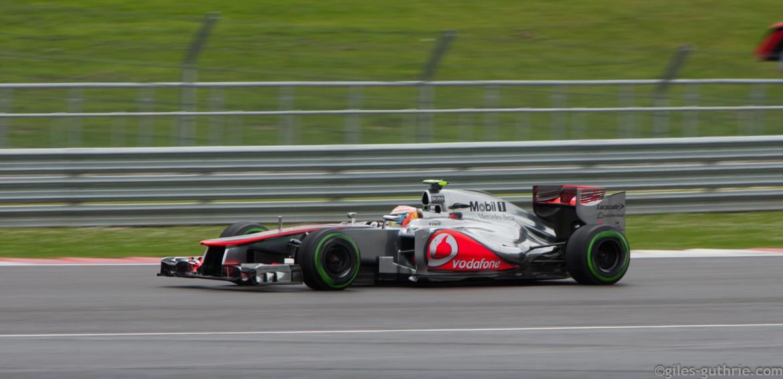 Lewis Hamilton, by giles-guthrie.com